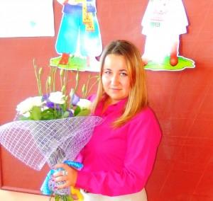 Пишняк Дар'я Дмитрівна вчитель початкових класів